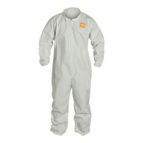 Coveralls- Collar, Elastic Wrists and Ankles