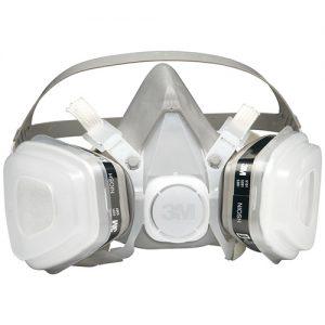 Half Facepiece Respirators 5000 Series, Disposable