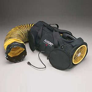 Air Bag Blowers with Ducting