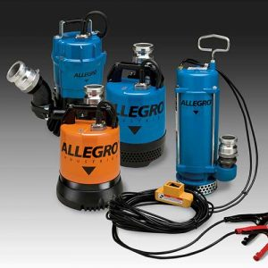 Dewatering and Sludge Pumps