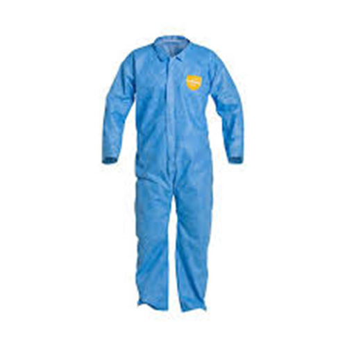 Dupont Proshield Basic Coveralls - Collar, Open Wrists and Ankles