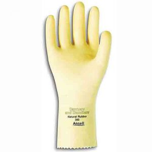 VersaTouch® 88-392 Natural Rubber Latex Gloves