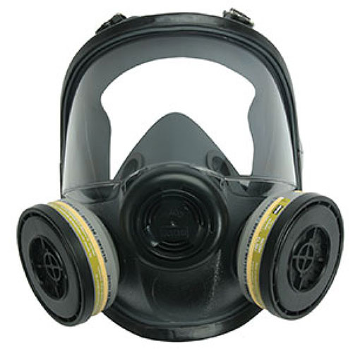 North® 5400 Series Low-Maintenance Full Facepiece Respirators