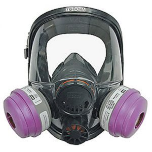 North® 7600 Series Full Facepiece Respirator
